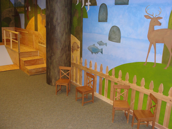 interior play room